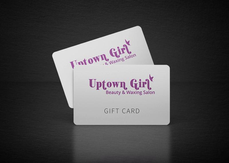 Uptown Girl Gift Vouchers